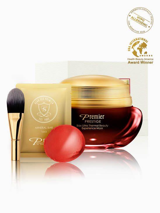 Biox Maske für ein ultra-thermisches Schönheitserlebnisse K30