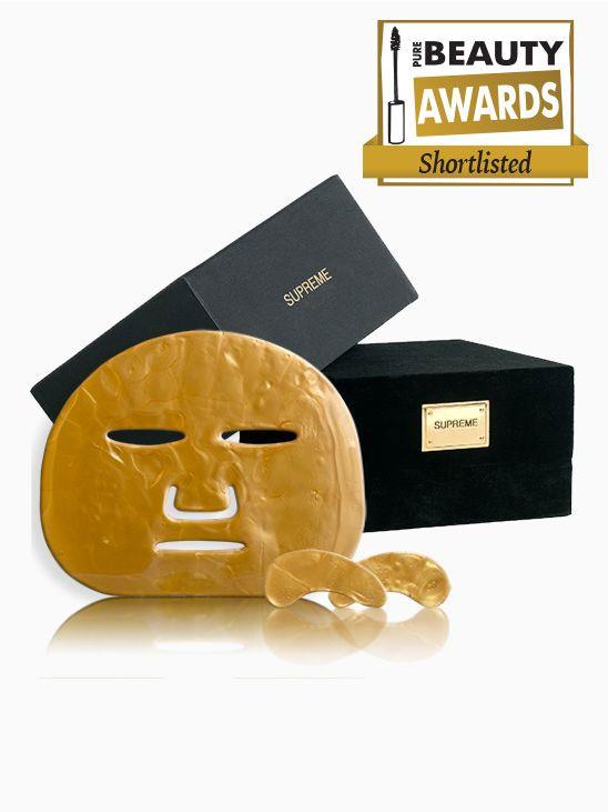 Wiederherstellende Goldene Und Brillantene Pflegemaske PS41